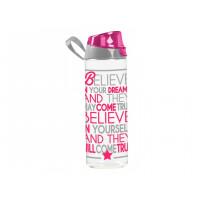 Бутылка для воды Herevin Believe 161506-011 (0.75л)