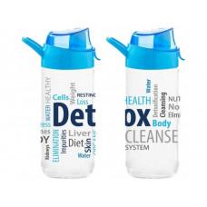 Бутылка для воды Herevin Screw Cap H2O Water 161566-040 (0.75л)