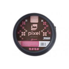 Форма разьемная круглая Pixel Brezel PX-10202 (24x7см)