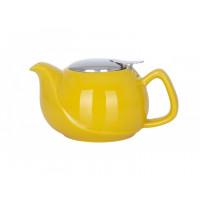 Заварочный чайник Limited Edition Lotos Yellow JH11139-A125 (0.6л)