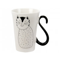 Чашка Limited Edition Cat Shy B1404-09691-1 (380мл)