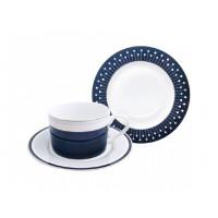 Набор чашка+2 тарелки Limited Edition Luxury Gift ZHR18-075-1 3пр