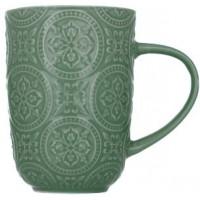 Чашка Limited Edition Pattern Dark Green 18478G (410мл)