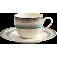 Набор кофейный Astera Callisto Jacquard А0531-TH5826D (90мл) 2пр.