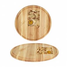 Доска для пиццы S&T 8906-1 (27см)