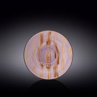 Тарелка глубокая Wilmax Scratch Lavander WL-668723 / A (d22,5см/V1100мл)