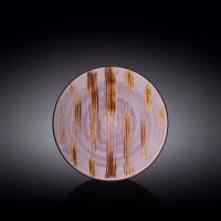 Тарелка десертная Wilmax Scratch Lavander WL-668712 / A (20,5см)