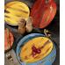 Блюдо овальное глубокое Wilmax Scratch Pistachio WL-668140 / A (25х16,5х6 см)