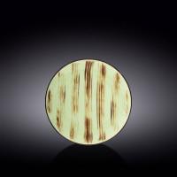 Тарелка десертная Wilmax Scratch Pistachio WL-668111 / A (18см)