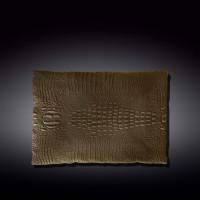 Блюдо для подачи Wilmax Scroco Bronze WL-662201 / A (30х21см)