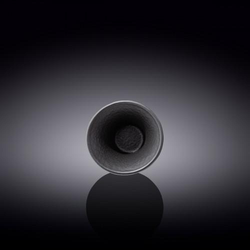 Емкость для соуса Wilmax Slatestone Black WL-661134 / A (7,5х4см)