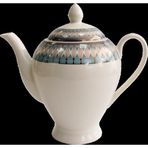 Заварочный чайник Astera Callisto Jacquard А05170-TH5826D (1200мл)