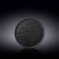 Тарелка круглая Wilmax Slatestone Black WL-661126 / A (25,5см)