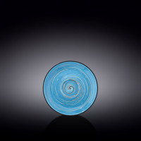 Блюдце Wilmax Spiral Blue WL-669634 / B (12см)