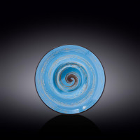 Тарелка глубокая Wilmax Spiral Blue WL-669622 / A (d20см/V800мл)