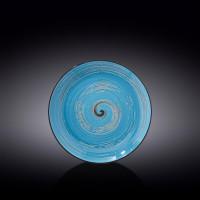 Тарелка десертная Wilmax Spiral Blue WL-669612 / A (20,5см)