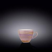 Чашка чайная Wilmax Spiral Lavander WL-669735 / A (190мл)