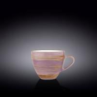 Чашка чайная Wilmax Spiral Lavender WL-669736 / A (300мл)