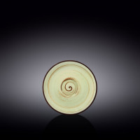 Блюдце Wilmax Spiral Pistachio WL-669134 / B (12см)