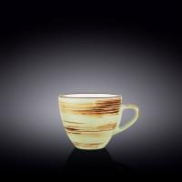 Чашка чайная Wilmax Spiral Pistachio WL-669136 / A (300мл)