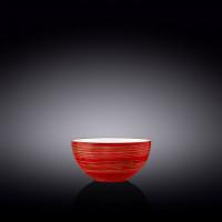 Салатник Wilmax Spiral Red WL-669229 / A (d10,5см/V250мл)