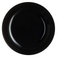 Блюдо Luminarc Friends Time Black P6363  глубокое Mezze  (29 см)