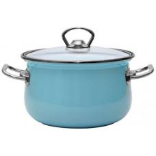 Кастрюля Infinity Turquoisw Blue 6667309 (2.1 л/16 см)