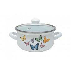 Кастрюля Infinity Butterflies 6529091 (3.3 л/20 см)