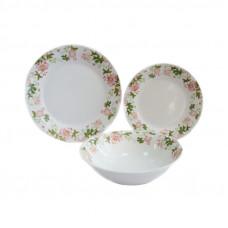 Тарелка обеденная Milika Bianca M0680-18018 (23 см)
