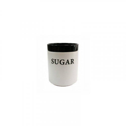 Банка для сыпучих Milika Black Stone Sugar M04130-BP-S (700 мл)