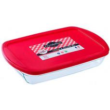 Форма для запекания с крышкой O Cuisine 240PC05 (40 см/4.5 л)