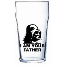 Бокал для пива ОСЗ Star Wars Darth Vader 18с2036 ДЗ Star Wars (570 мл)