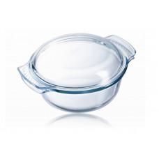 Кастрюля стеклянная Pyrex Classic 105A000 (1.0 л+0.4 л)