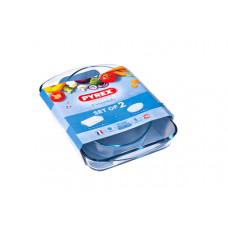 Набор форм для запекания Pyrex Essentials 900S030 (35х23 см/30х21 см)