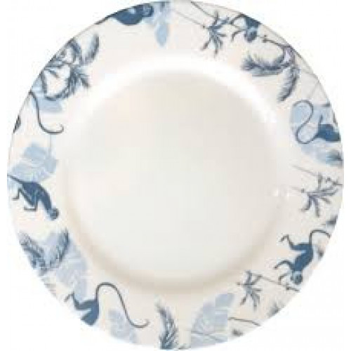 Тарелка обеденная круглая Luminarc Zao Blue P9435 (26,5 см)