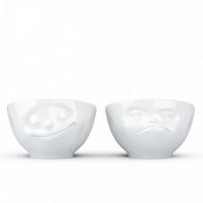 Набор подставок для яиц Счастливая улыбка и Хмм Tassen TASS15301/TI (2 шт)