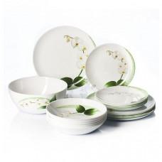 Сервиз столовый Luminarc White Orchid P0328 - 46 предметов