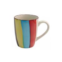 Набор кружек Milika Rainbow Azur 6 шт M0420-29 (390мл)
