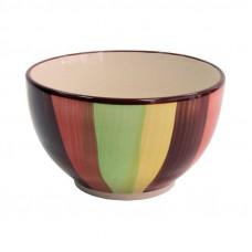 Набор салатников Milika Rainbow Azur M0450-29 (14см)
