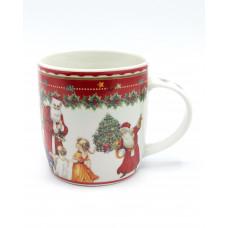 Кружка Milika Santa Present 0520-S29-6 (350мл)