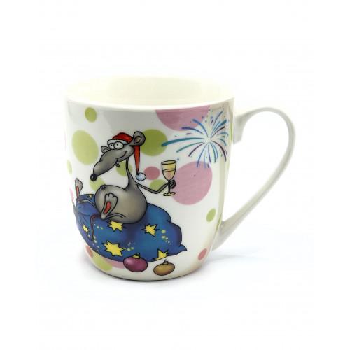 Кружка Milika Holiday Mouse 0520-S30-1 (450мл)
