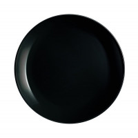 Тарелка десертная Luminarc Diwali Black P0789 (19см)