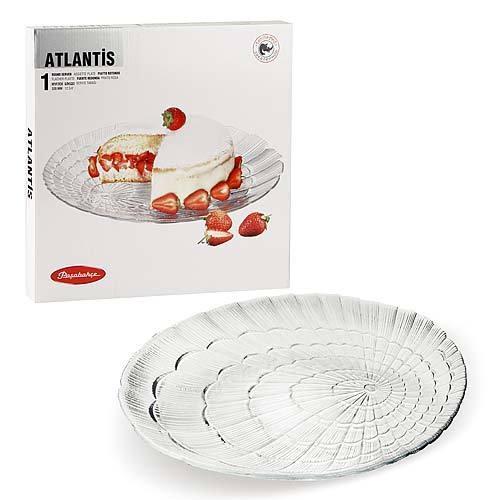 Блюдо круглое Pasabahce Атлантис 10237 (d-32см)