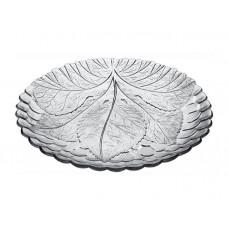 Набор обеденных тарелок Pasabahce Sultana 6 шт 10288 (d-24см)