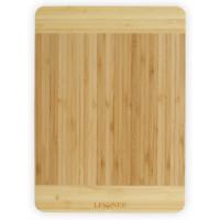 Доска разделочная бамбуковая прямоугольная Lessner 10300-30 (30х20х1,8см)