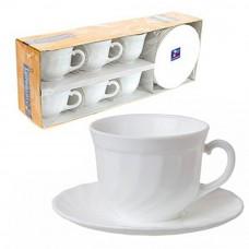 Чайный сервиз Luminarc Trianon E8845 (220мл) 12пр