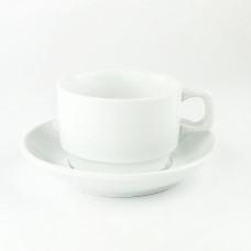 Чайная чашка с блюдцем 1301 (200мл)