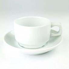 Чашка с блюдцем/кофе 1302 (80мл)