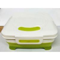 Пищевые контейнера Vincent VC-1336 mix (20х20х5,5см)
