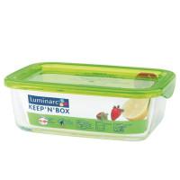 Прямоугольный пищевой контейнер Luminarc Keep'n'Box L8780 (1220мл)
